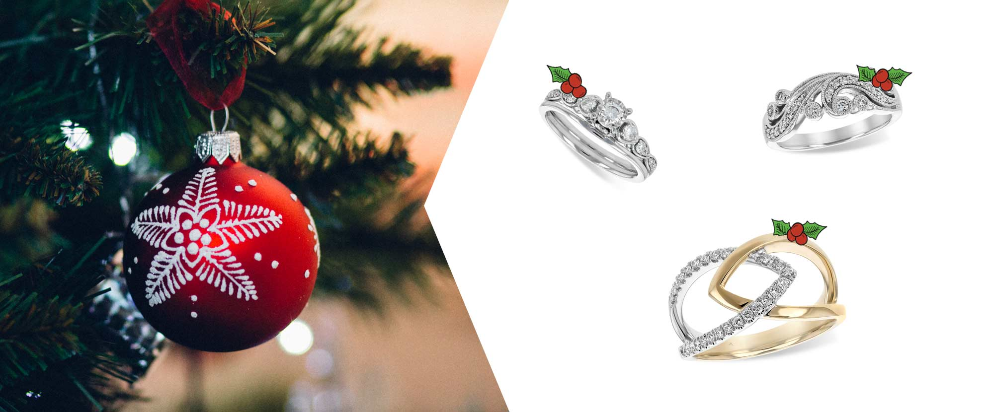<br/><br/>Get your sparkle on with our new Christmas inventory!