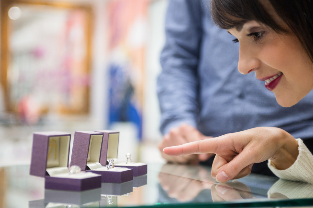 Jewelry as unique as the person who wears it